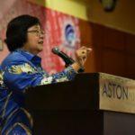 Menteri Siti: Cara Menyikapi Tantangan dan Pendekatan Komunikasi Publik di Era Digital