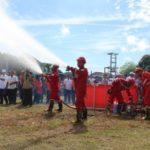 KLHK Adakan Apel Siaga Tekan Kebakaran Hutan dan Lahan di Ogan Ilir