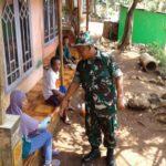 Masyarakat Berharap Silaturrahmi TNI dan Rakyat Tetap Terjalin Selepas TMMD Ditutup