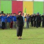 Dua Narapidana Teroris Bacakan Sumpah Pemuda di Lapas Kelas I Tangerang