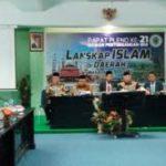 Dihadapan Ulama, Prof Din Jelaskan Pengangkatan Dirinya oleh Presiden Jokowi