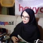 Main Film Hayya, Ria Ricis Perankan Gadis yang Berbeda Karakter dengan Dirinya