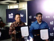 Bekraf dan Viu Berkolaborasi Kembangkan Ekosistem Film Indonesia