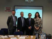 Menkumham Menghadiri Konferensi Pertemuan Tingkat Tinggi Akses Keadilan di Den Haag Belanda