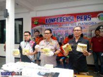 Lima Pengedar 10,4 kg Sabu dan 1.105 Ekstasi Berhasil Diringkus Polda Metro Jaya