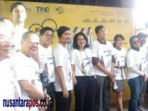 Film Kuambil Lagi Hatiku, Tonjolkan Keindahan Candi Borobudur