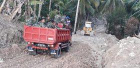 Dan SSK: Sinergi, Kunci Keberhasilan TMMD ke 104 di Desa Rusoh