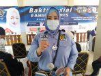 Bantu Warga, Fahira Idris Gelar Bakti Sosial ke-3
