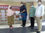 DPC Peradi Jaktim Bidang Kerohanian Gelar Baksos untuk Lansia di Cipayung