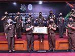 Kejati DKI Jakarta Meraih Penghargaan Predikat WBK dari Menpan RB