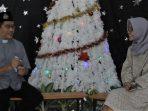 Pendeta Crysta, Makna dan Pesan Natal di Masa Pandemi