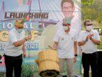 """Sandi Uno Luncurkan Ajang """"International Batam Golf Championship Series 2021"""""""