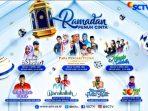 Ini Dia Sederet Program Ramadhan Penuh Cinta SCTV