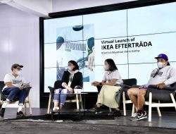 IKEA Indonesia Luncurkan Koleksi Fashion Eftertrada