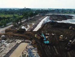 Proyek Penimbunan Tanah Kantor Gubernur Sumsel Rp 160 M Berpotensi Rugikan Negara