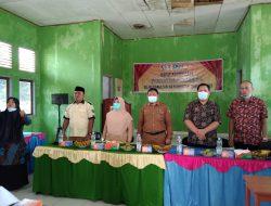 Persatuan Bumdes Se-Kecamatan Kerumutan Gelar Rakor bersama Dinas PMD Kabupaten Pelalawan