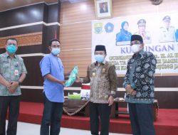 Bupati Dampingi Gubernur Jambi Tinjau RSUD KH. M. Daud Arif