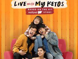 Rilis Trailer, Vidio Original Series 'Live With My Ketos'   Suguhkan Kompetisi dan Cinta Segiempat
