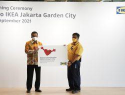 IKEA Resmi Buka Toko Keempat di Jakarta Garden City