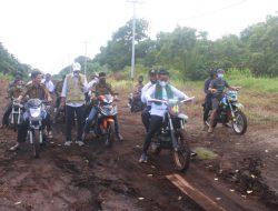 Bupati Pelalawan Lakukan Kunjungan Kerja di 2 Desa Kecamatan Kuala Kampar