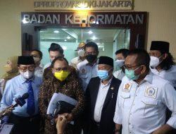 Ketua DPRD DKI Dilaporkan ke Badan Kehormatan
